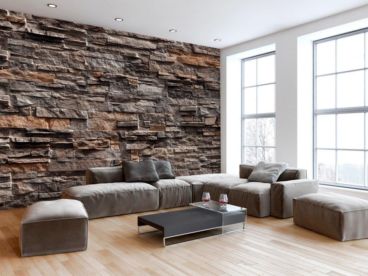 Фотообои «Каменный шик», 150x105 см