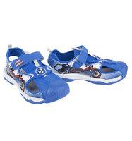 Сандалии Какаду цвет: синий, для мальчиков, размер 36