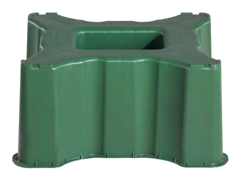 Подставка под емкость для воды Graf квадратная, до 500 литров