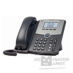 Cisco SB SPA504G-XU Cisco 4 Line IP Phone With Display, PoE and PC Port-Crypto Disable без БП