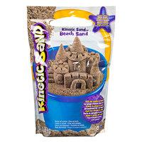 Кинетический песок Kinetic sand 71435 Кинетик сэнд Морской песок 1,4 кг коричневый