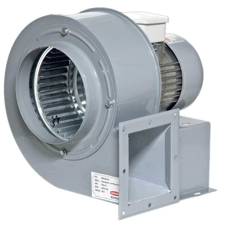 Вентилятор центробежный BAHCHIVAN OBR 140M-2K