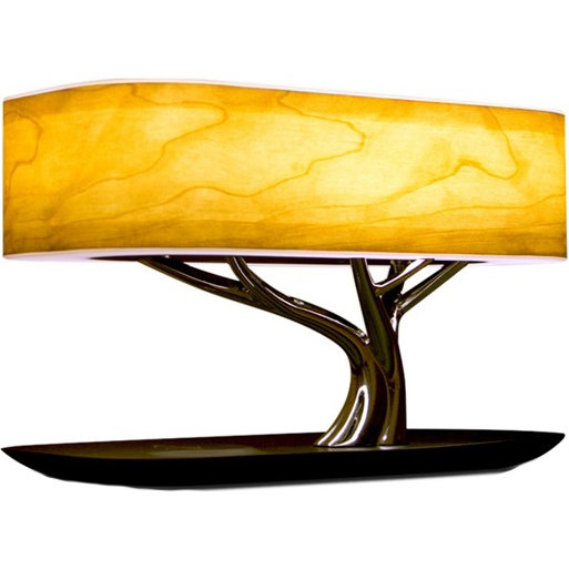 Умный светильник HomeTree Light Of the Tree (YT-M1602-B2) с беспроводной зарядкой и Bluetooth-колонкой