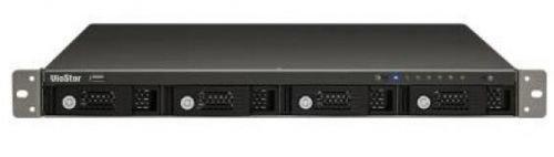 Система видеонаблюдения IP QNAP VS-4108U-RP Pro+ 8 каналов для записи видео и 4 отсека для жестких дисков