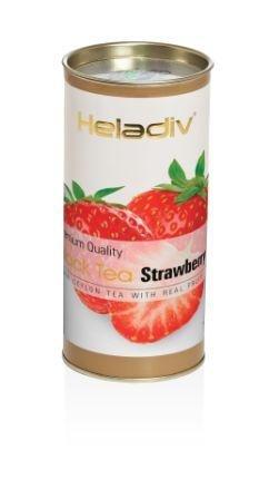 Чай черный Heladiv Strawberry