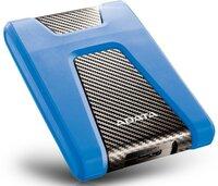 Жесткий диск внешний Adata DashDrive Durable HD650 1TB Blue