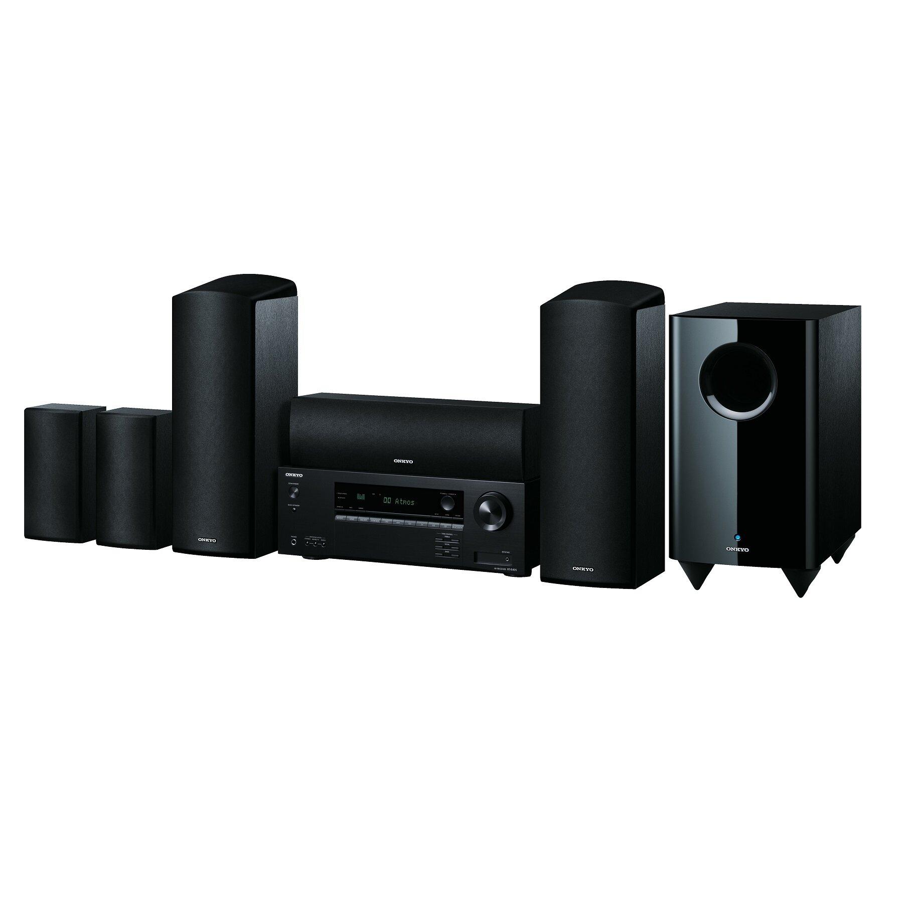 Комплекты для Dolby Atmos Onkyo HT-S5915 black