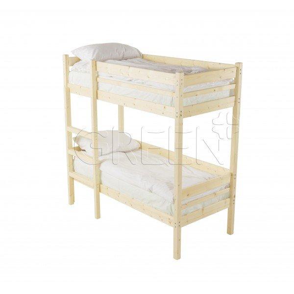 Детская двухъярусная кровать Дональд