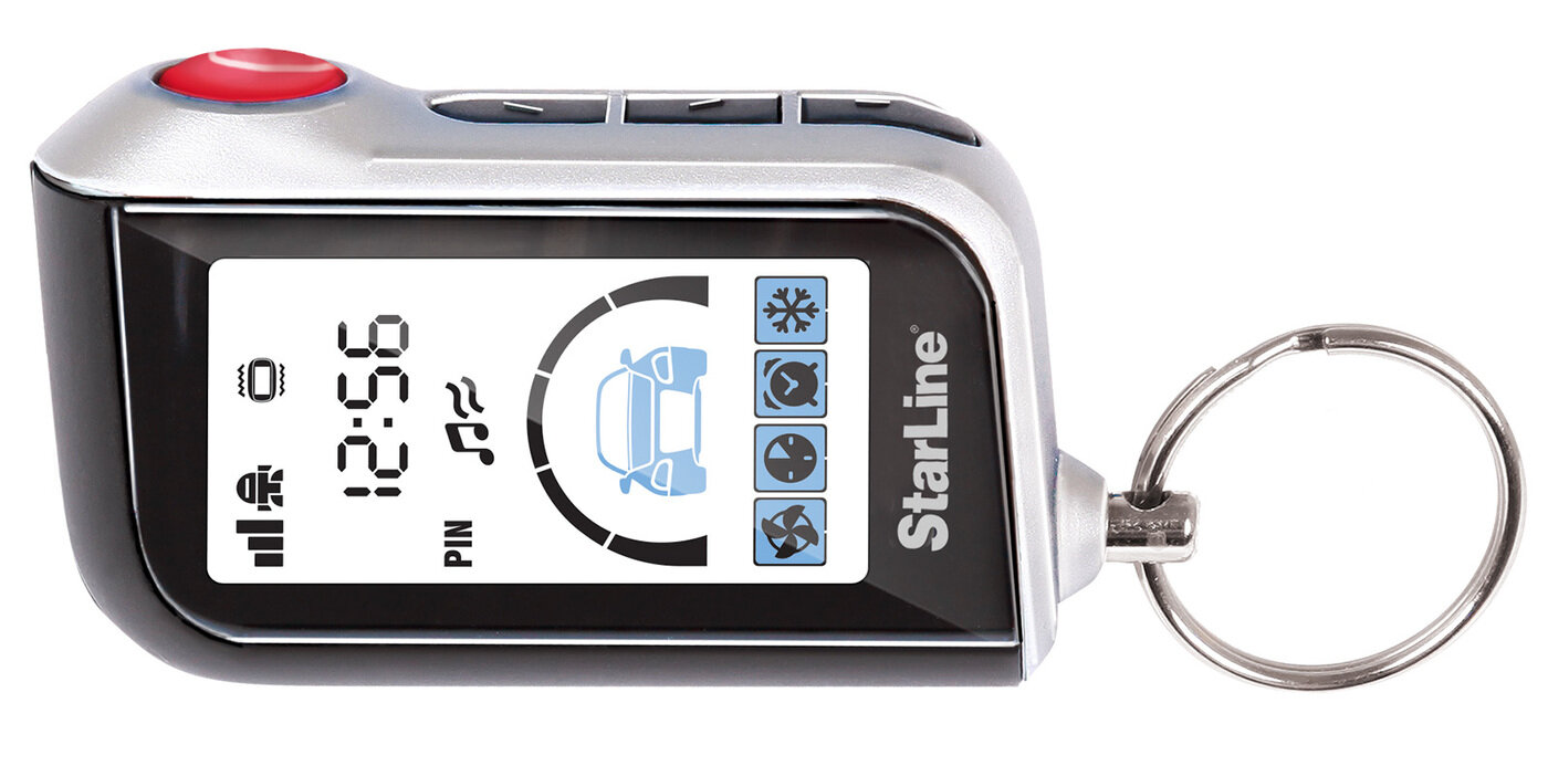 Брелок StarLine для сигнализаций А93/A63