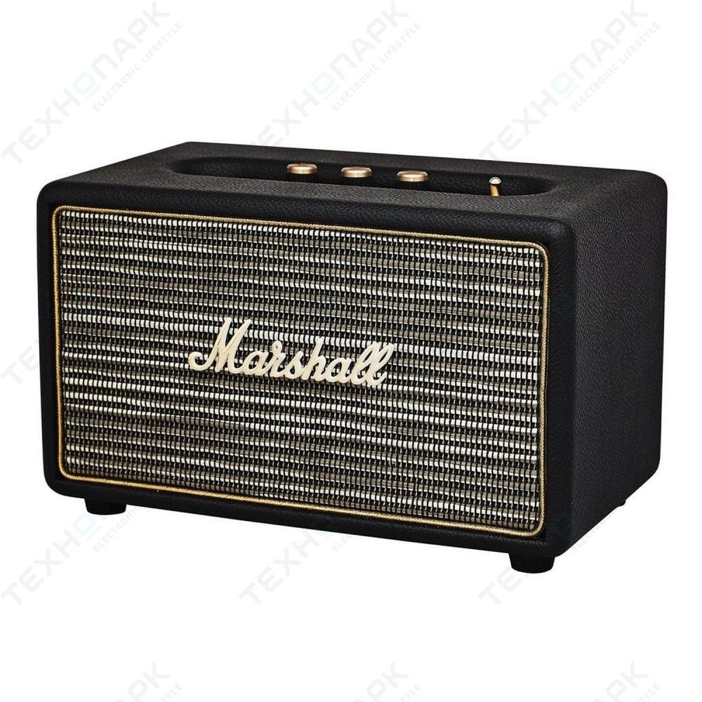 Портативная акустика Marshall Acton черный