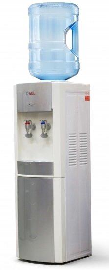 Кулер для воды ld AEL 28c white/silver