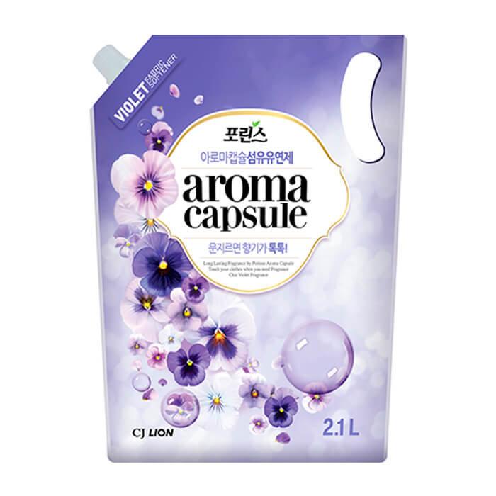 Кондиционер для белья CJ Lion Porinse Aroma Capsule - Violet