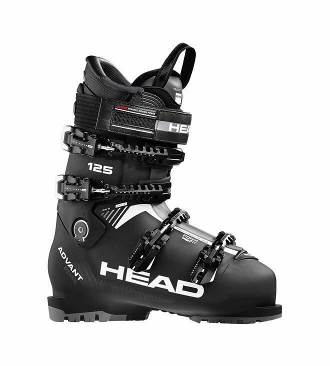 Горнолыжные ботинки Head Advant Edge 125S Trs. Anthracite/Black (18/19) (28.5)
