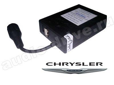 USB MP3 чейнджер Триома Multi-Flip для Chrysler/Dodge/Jeep (5+5 pin) для штатных магнитол
