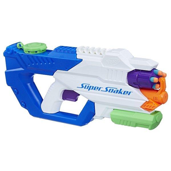 Игрушечное оружие и бластеры Hasbro Nerf B8246 Нерф Бластер сокер Водострел