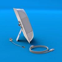 Антенный комплект 3G/4G LTE домашний усиление 14dBi