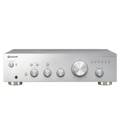 Усилитель аудио Pioneer A-10-S серебристый (A-10-S)