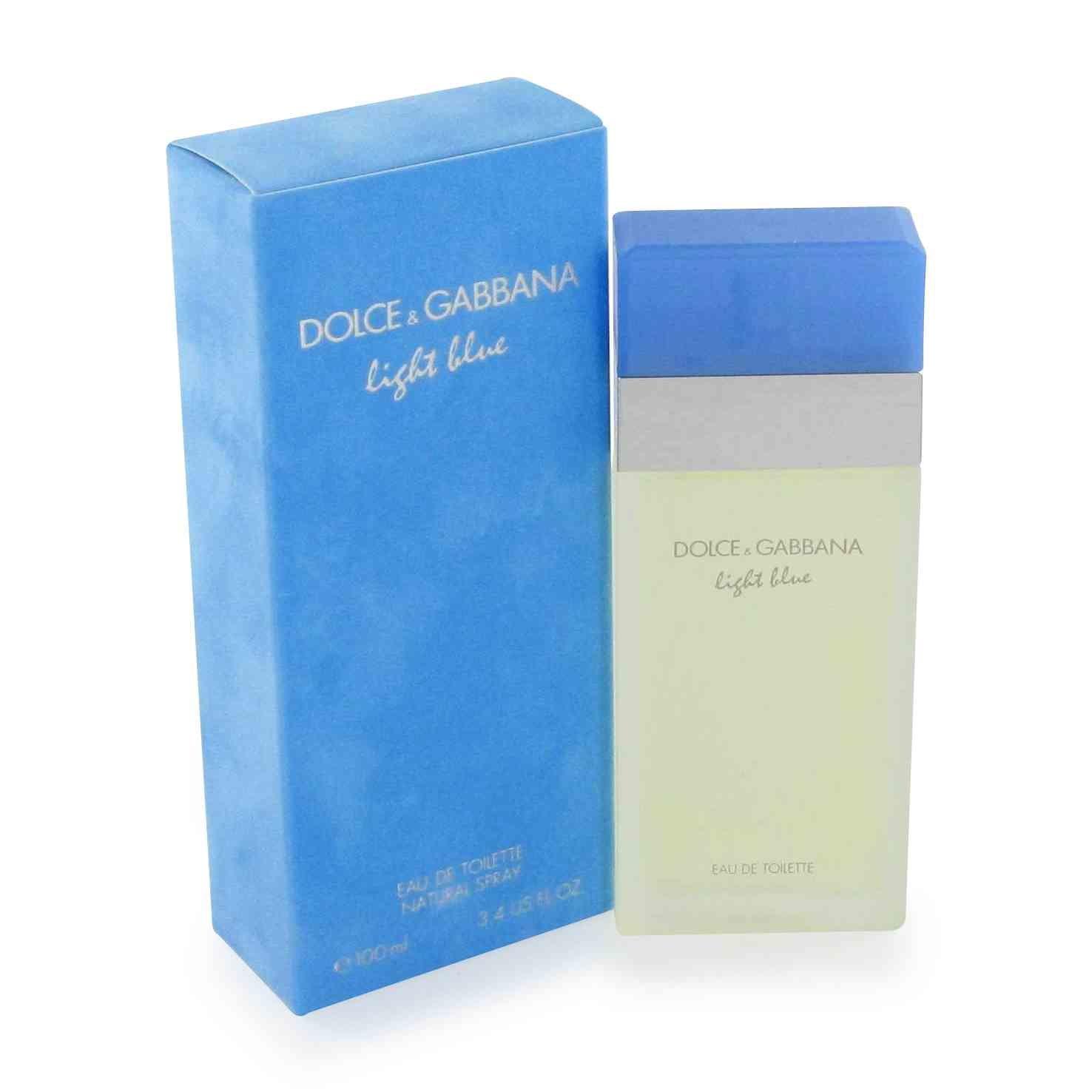 Туалетная вода Dolce & Gabbana Женская Light Blue Pour Femme 100 мл