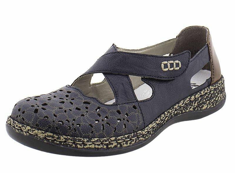 Женские туфли Rieker 463H4-14 женские туфли