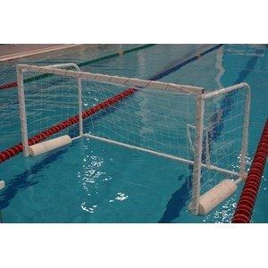 Ворота для водного поло ПТК-Спорт свободноплавающие с сетками, 2х0,9 м ПТК «Спорт» Ворота для водного поло