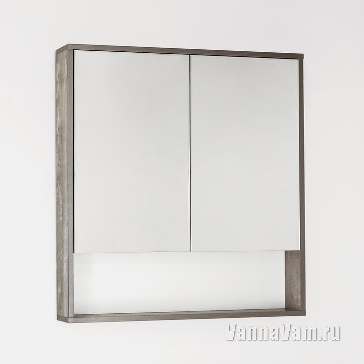 Зеркало-шкаф Style Line Экзотик 75 ЛС-00000398