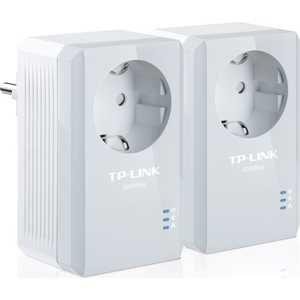 Комплект адаптеров Powerline TP-LINK TL-PA4010PKIT