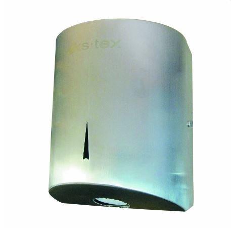Диспенсер рулонных полотенец с центральной вытяжкой Ksitex TH-313M