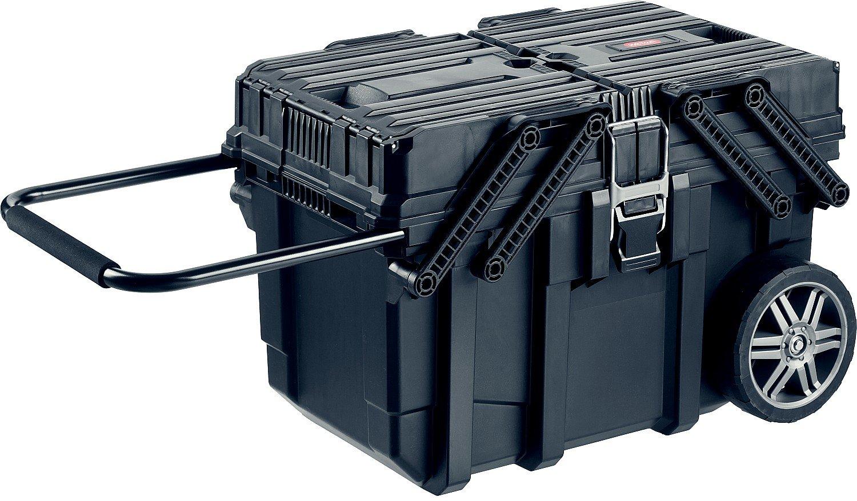 Ящик для инструментов на колесах KETER 38392-25, JOB BOX, 22