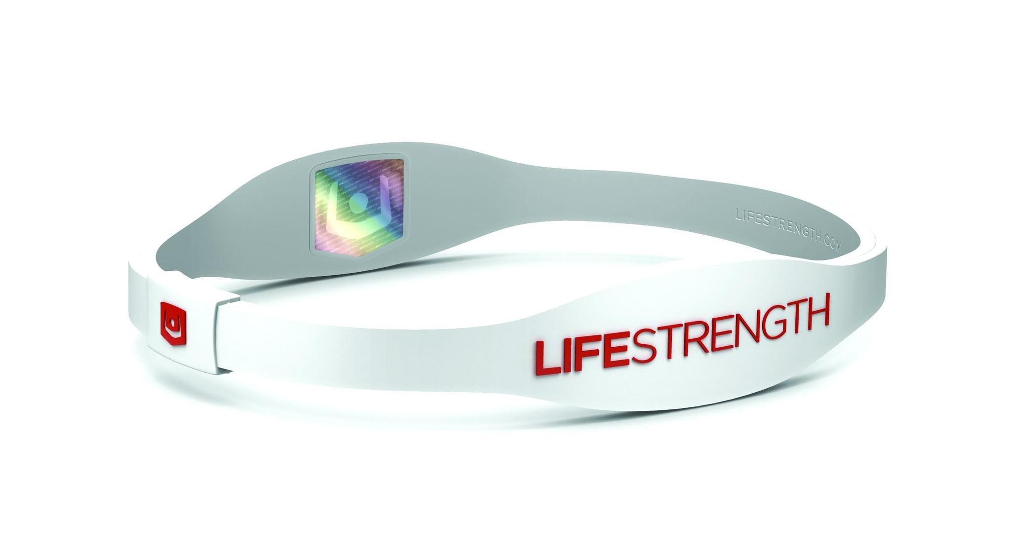 Браслет Lifestrength (Спортивное питание)