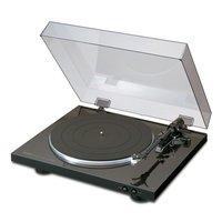 Проигрыватель виниловых дисков DENON DP-300F, черный