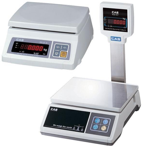 Электронные весы CAS SWII-10