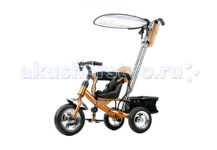 Велосипед трехколесный Liko Baby Lexus LB-772 Бронза