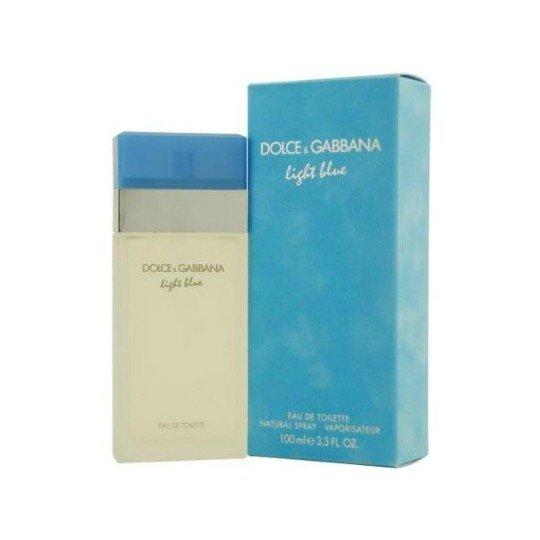 Туалетная вода Dolce And Gabbana женская Light Blue pour Femme 100 мл
