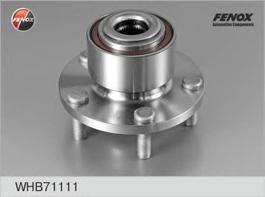 Комплект подшипника ступицы передней со ступ. ford focus/focus c-max1.4-2.0,volvo s40 03 Fenox WHB71111