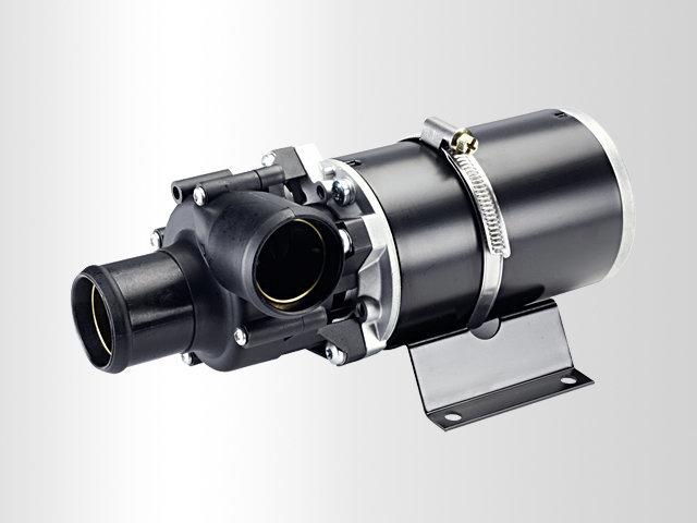 Насос жидкостный Flowtronic 5000 SC с крепежом, для жидкостного отопителя HYDRONIC L-II Eberspacher 24В