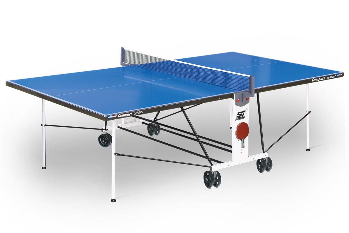 Теннисный стол Start Line Compact Outdoor LX