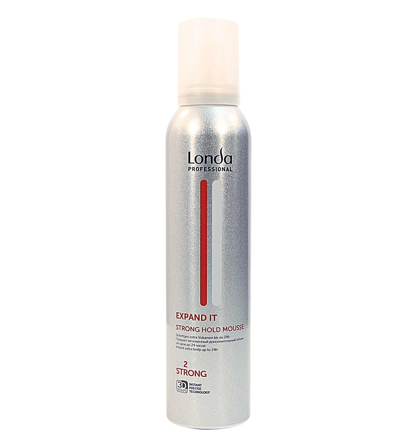 Londa Professional Пена для укладки волос сильной фиксации EXPAND IT 250 мл. Londa