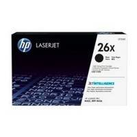 Картридж HP 26X High Yield Black Original LaserJet Toner Cartridge
