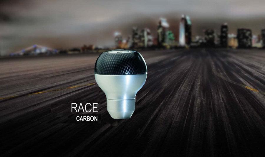Ручка кпп momo (момо) Race carbon