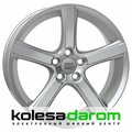 WSP Italy NORD 7.5x18/5x108 D63.4 ET52.5 Silver - фото 1