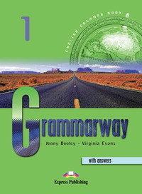 "Jenny Dooley Virginia Evans ""Grammarway 1 Student's Book with key"""