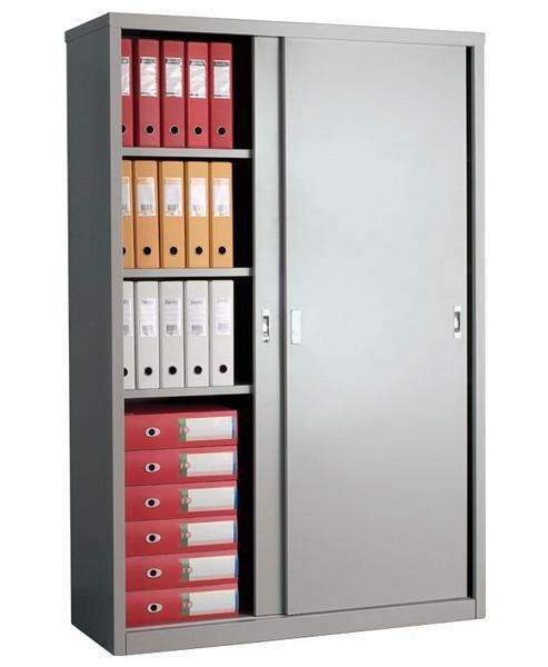 Металлический шкаф для хранения документов Практик АМТ 1812