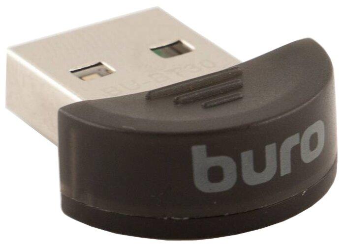 Buro BU-BT30 Bluetooth 3.0+EDR class 2 10м черный