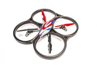 Радиоуправляемый квадрокоптер Camera Cyclone UFO Drones 2.4G WL Toys Art-[V262C]