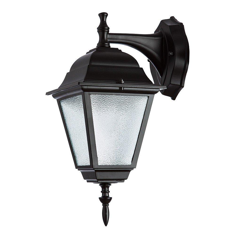 Уличный настенный светильник Arte Lamp BREMEN A1012AL-1BK