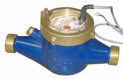 MTWI-20 Счетчик горячей воды до 90гр. C, с импульсным выходом Верле-Водоучет
