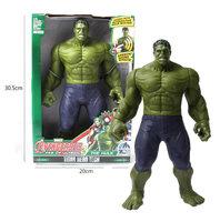 Интерактивная игрушка - Халк (30 см) (Зелёный)