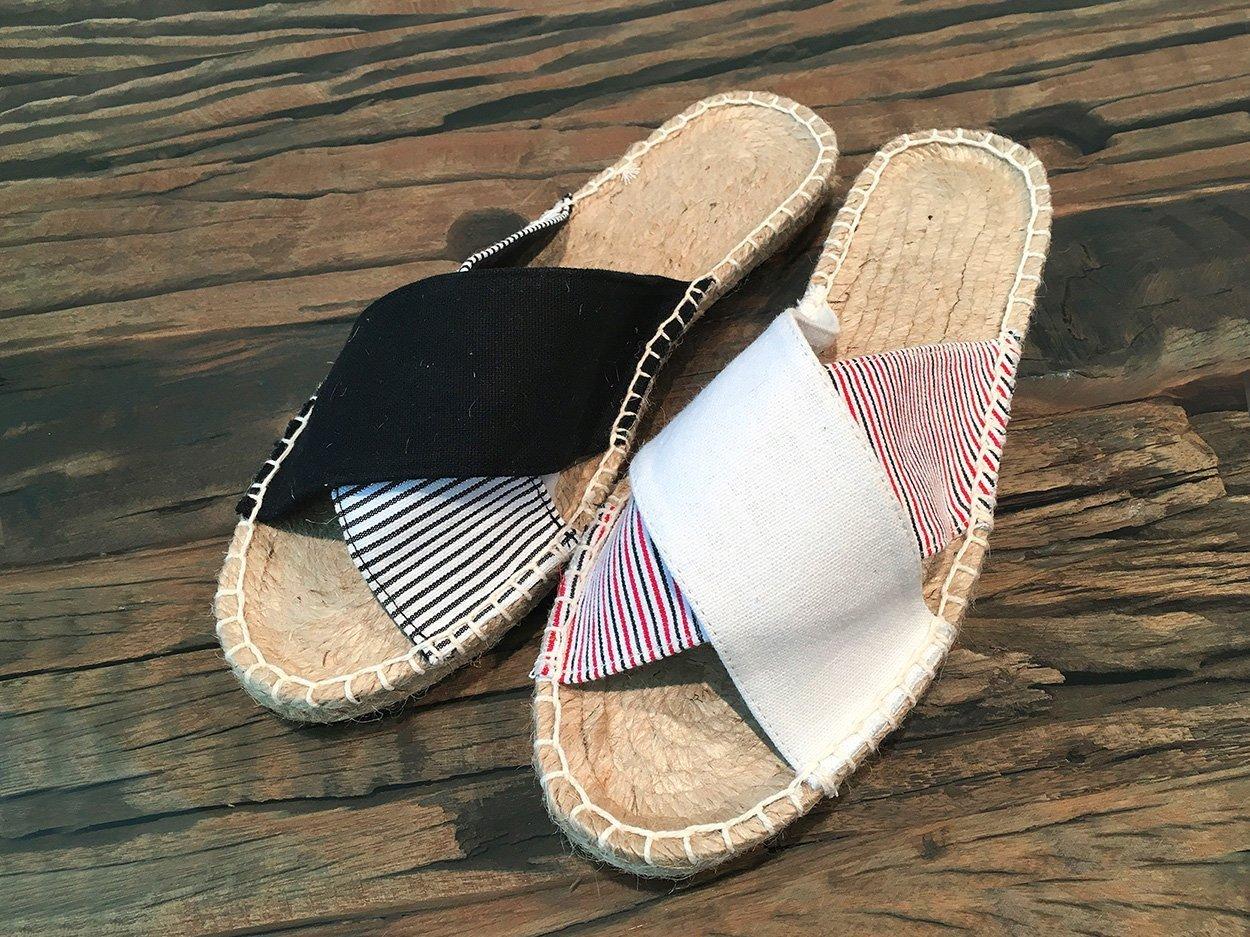 Женские пляжная обувь Xaria Kamoa (белый-черный), 36