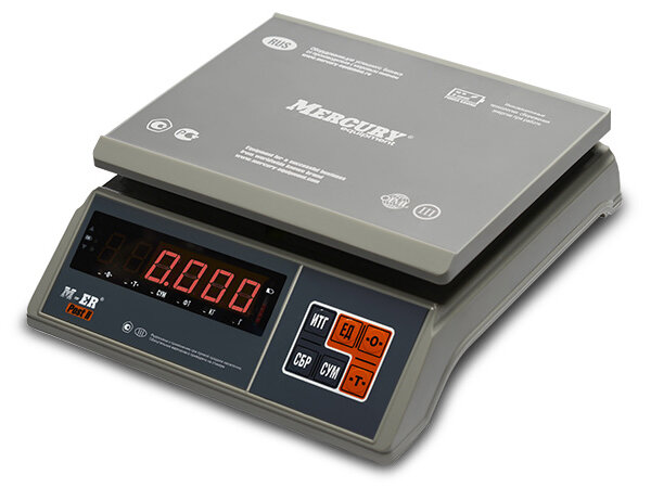 Весы лабораторные Mercury M-ER 326AFU-3.01 LED Post II, без стойки