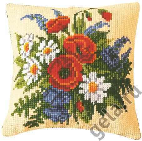 Набор для вышивания Vervaco Букет цветов